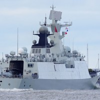 Chinese spy ships appear as Taiwan prepares missile tests