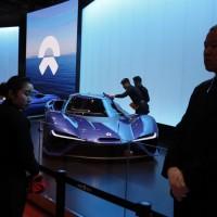 Tesla China rival NIO battles chip shortage
