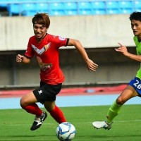 Japanese student emerges as soccer star in Taiwan