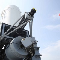 Taiwan prepares for delivery of Phalanx Block 1B gun system