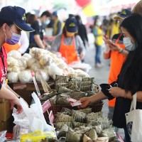 2021 Traditional Market Festival opens in Taipei
