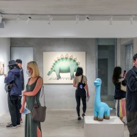 UK artist's first Asian solo show delights in Taipei