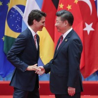 Trudeau pushing HFX to drop Taiwan award to avoid angering China