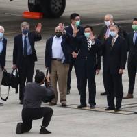 更新【台灣關係法42週年】拜登總統派老友陶德率團訪台 傳達美國挺台立場