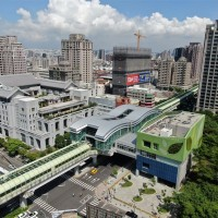 Central Taiwan city of Taichung keeps growing