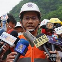 Taiwan transportation minister to leave office April 20 over train derailment