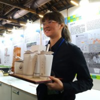 Taiwanese student takes 1st in EPA contest for origami lid design