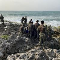 F-5E墜海失蹤飛官潘穎諄 遺體屏東漁港尋獲