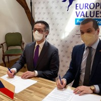 European Values Center opens in Taiwan to monitor Chinese interference