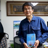 Taiwanese researcher popularizes science with literature