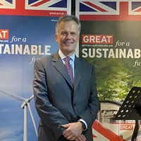 UK envoy to Taiwan lists climate change, trade as key areas of bilateral cooperation