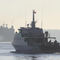 峇里島海域尋獲印尼失聯潛艦 53人恐全數罹難