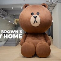 LINE Taiwan moves to new office as business expands