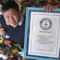 Philippine collector amasses super-sized collection of fast-food restaurant toys
