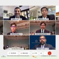 台灣印度經濟聯席會議 聚焦供應鏈、智慧城市、電動車