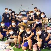 Rural schools on Taiwan's Penghu Islands hold rare sports meet