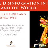 Taiwanese, European scholars warn of Chinese disinformation threat
