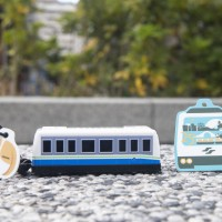 Taipei MRT launches card that makes train noises for 25th anniversary
