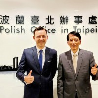 Polish envoy to Taiwan lauds strong bilateral ties
