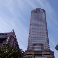 Taipei mayor blurts out that COVID case works in Shin Kong Tower