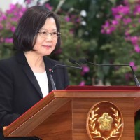 Taiwan president awarded John McCain Prize despite 'poking Chinese bear' fears