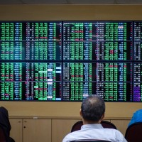 Taiwan stock market index plunges below 17,000 mark