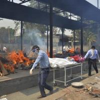 台灣首批新冠肺炎救助物資抵印度 外交部發布紅色旅遊警示
