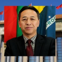 Chinese diplomat denounces US aggression, calls for cross-strait unification in conflicting tweets