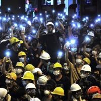 香港4反送中示威者暴動及縱火罪成立 重判4年3個月起跳