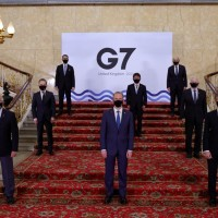 G7 issues statement backing Taiwan's entry into WHO, WHA