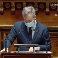 法國參院罕見一致通過挺台決議 支持重返國際組織