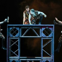 Acrobatic theater troupe to perform breathtaking stunts in Taipei