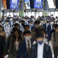 Japan set to extend state of emergency by three weeks to May 31