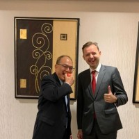 Polish envoy to Taiwan lauds strong bilateral ties at national day event