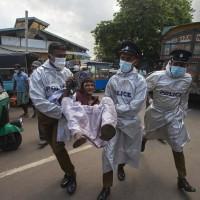 新冠肺炎肆虐 印度陷危、南亞淪陷