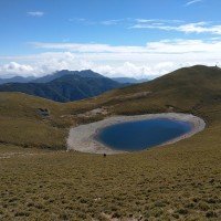 Lake Jiaming hikers can now receive certificates