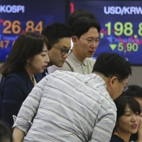 Asia shares wallow near one-month lows on inflation anxiety