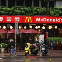 McDonald's Taiwan issues contact tracing measure amid local infections