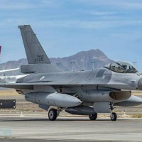 Taiwan retrofitted F-16s spotted in Hawaii