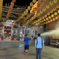 Taiwan's Changhua shuts down all 50 night markets due to 2 COVID cases