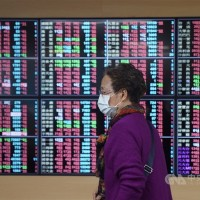 Taiwan stock market index sees record one-day surge