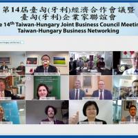 臺匈經濟合作會議聚焦循環經濟 探討智慧城市商機