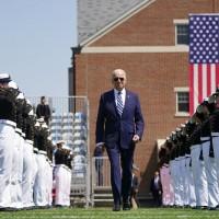 Biden praises Coast Guard agreement with Taiwan