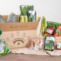 New vegetable boxes available for delivery in Taiwan