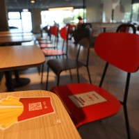 Cities ban indoor dining to counter COVID surge in Taiwan