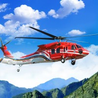 Taiwan gets 6 new Black Hawk rescue helicopters