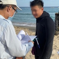 7 beaches in southern Taiwan to close after visitors found flouting mask mandate