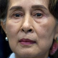 Myanmar's Suu Kyi makes first in-person court appearance