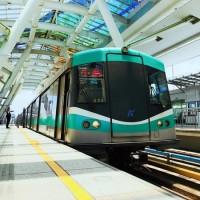 MRT ridership in Kaohsiung drops sharply amid Taiwan's COVID outbreak