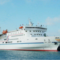 Ferry planned for south Taiwan-Penghu route to transport 80 cars, 4 buses